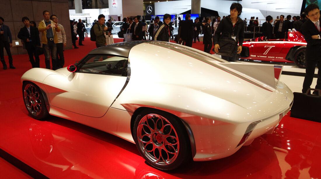 Ken Okuyama Kode 9 Tokio Motor Show 2013