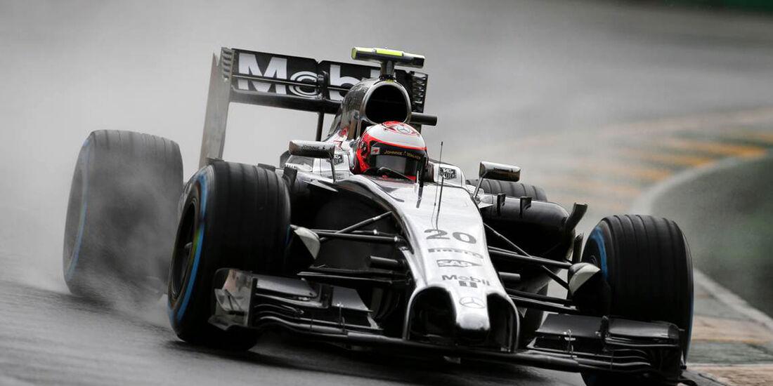 Kevin Magnussen  - Formel 1 - GP Australien - 15. März 2014