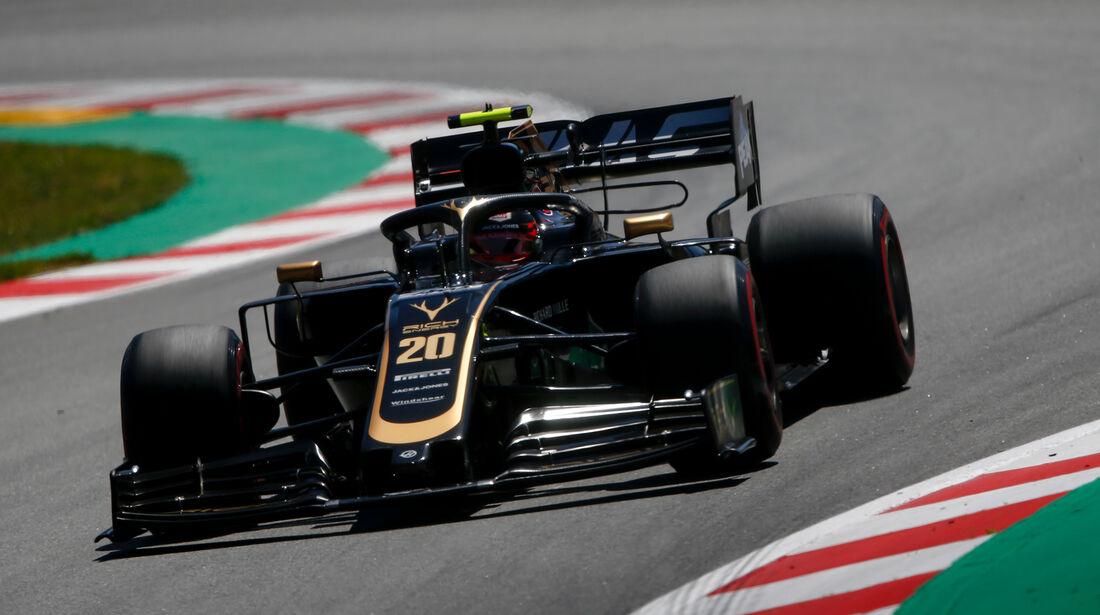 Kevin Magnussen - Formel 1 - GP Spanien 2019