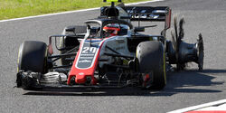 Kevin Magnussen - GP Japan 2018