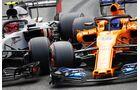 Kevin Magnussen - Haas - Fernando Alonso - McLaren - Formel 1 - GP Italien - 01. September 2018