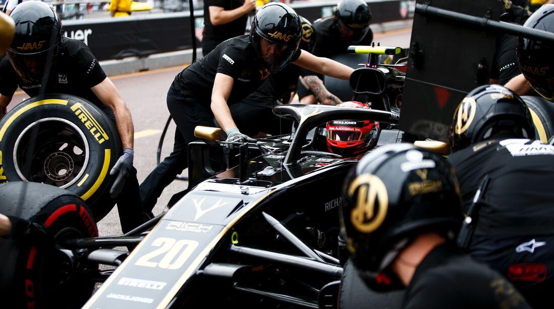Kevin Magnussen - Haas - Formel 1 - GP Monaco - 23. Mai 2019
