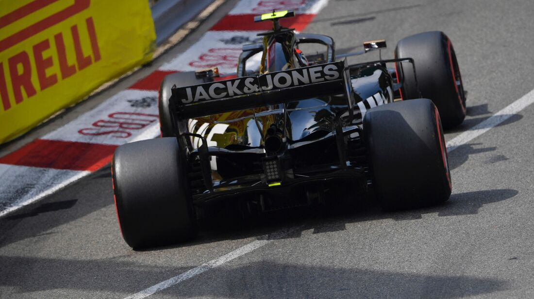Kevin Magnussen - Haas - Formel 1 - GP Monaco - 25. Mai 2019