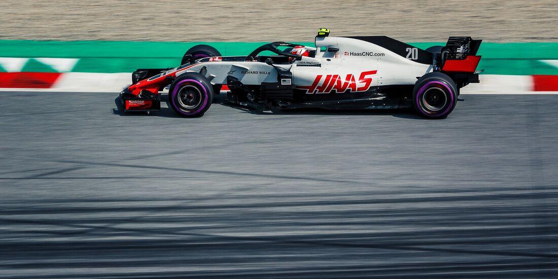 Kevin Magnussen - Haas - Formel 1 - GP Österreich - 30. Juni 2018