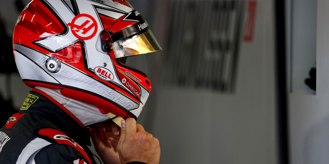 Kevin Magnussen - HaasF1 - Formel 1 - GP Spanien - Barcelona - 12. Mai 2018