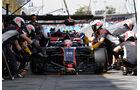 Kevin Magnussen - HaasF1 - GP Australien - Melbourne - 24. März 2017