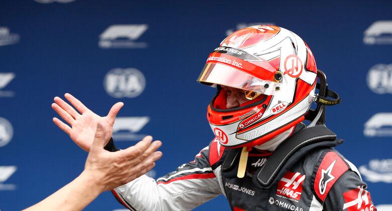 Kevin Magnussen - HaasF1 - GP Deutschland 2018 - Hockenheim - Qualifying - Formel 1 - Samstag - 21.7.2018