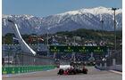 Kevin Magnussen - HaasF1 - GP Russland - Sotschi  - Formel 1 - 28. April 2017