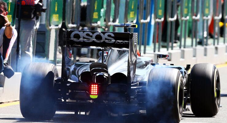 Kevin Magnussen - McLaren - Formel 1 - GP Australien - 14. März 2014
