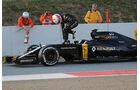 Kevin Magnussen - Renault F1 - Barcelona - F1-Test - 2016