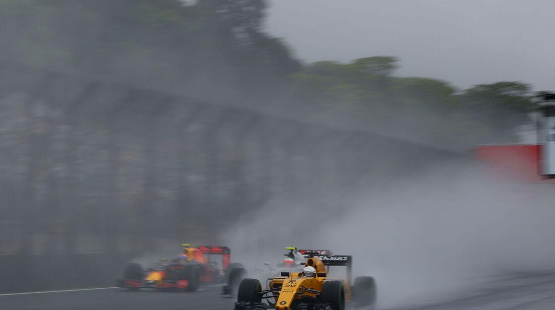 Kevin Magnussen - Renault - GP Brasilien 2016