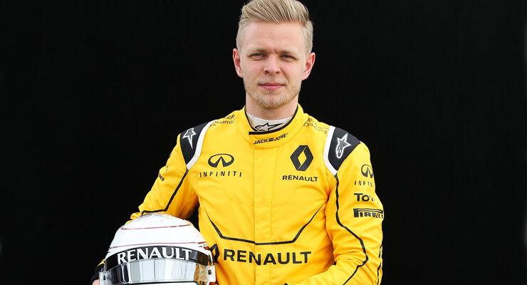 Kevin Magnussen - Renault - Porträt - Formel 1 - 2016