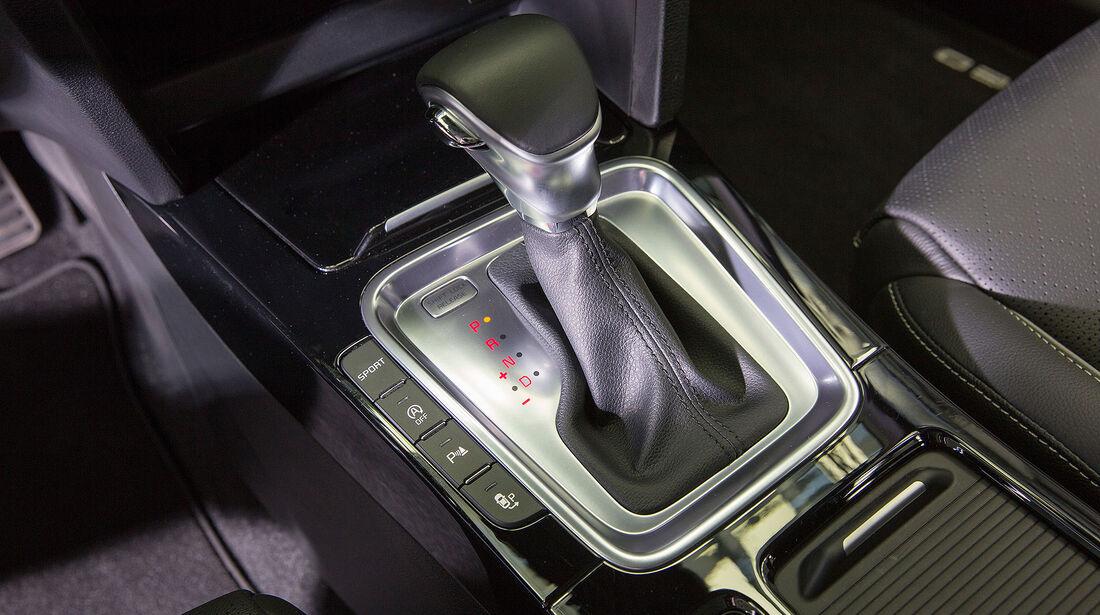 Kia Ceed 2018 Doppelkupplungsgetriebe