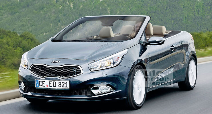 kia ceed kommt als cabrio offener ceed startet 2014. Black Bedroom Furniture Sets. Home Design Ideas