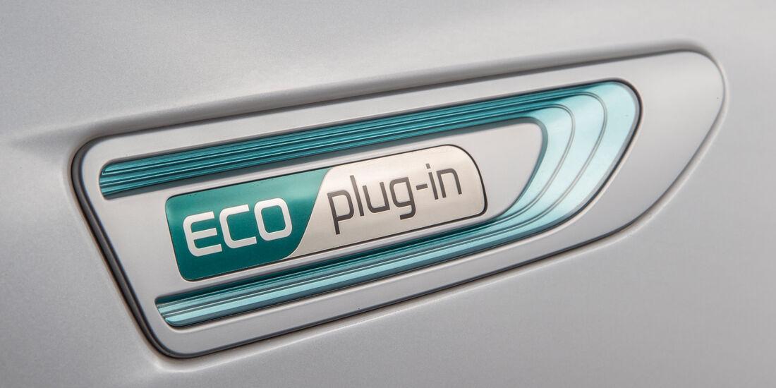 Kia Optima 2.0 GDI Plug-in, Typenbezeichnung