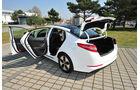 Kia Optima Hybrid, Türen offen