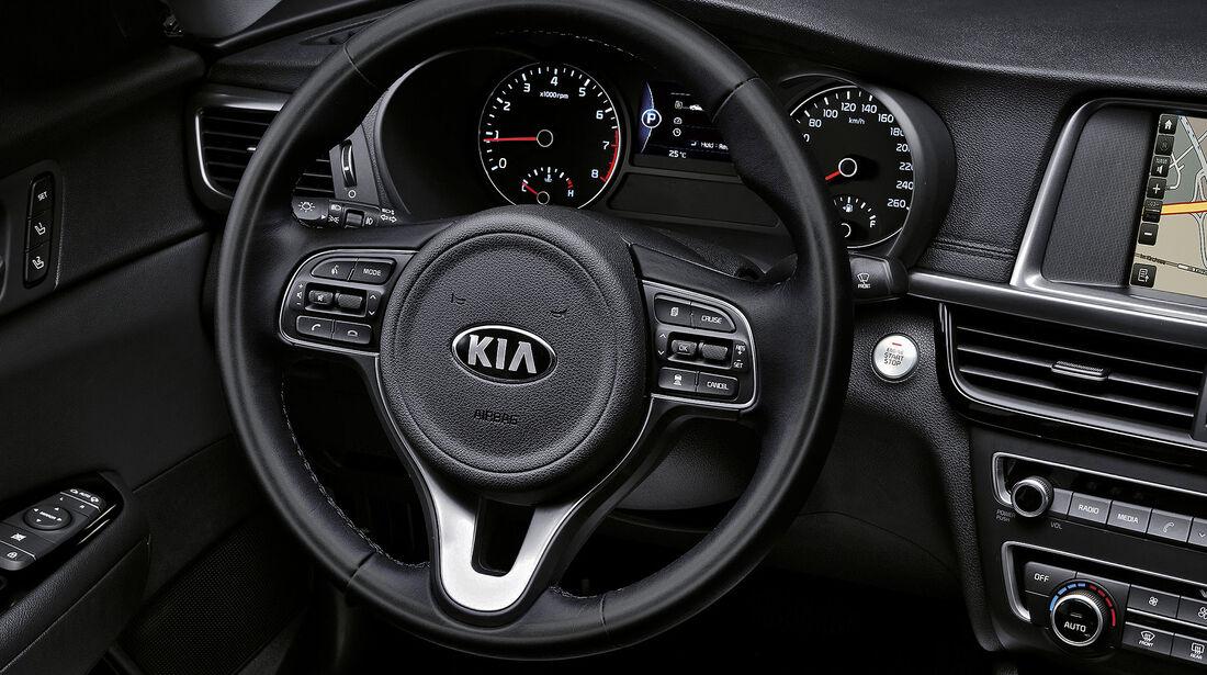Kia Optima Modell 2015