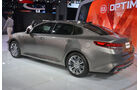 Kia Optima - New York Auto Show 2015
