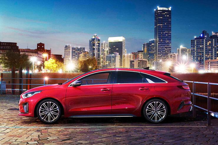 Kia Proceed Preise Markstart Daten Infos Fakten 2019 Auto