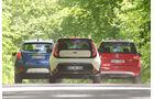 Kia Soul 1.6 GDI, Opel Mokka 1.4 Turbo, Skoda Yeti 1.4 TSI Green tec