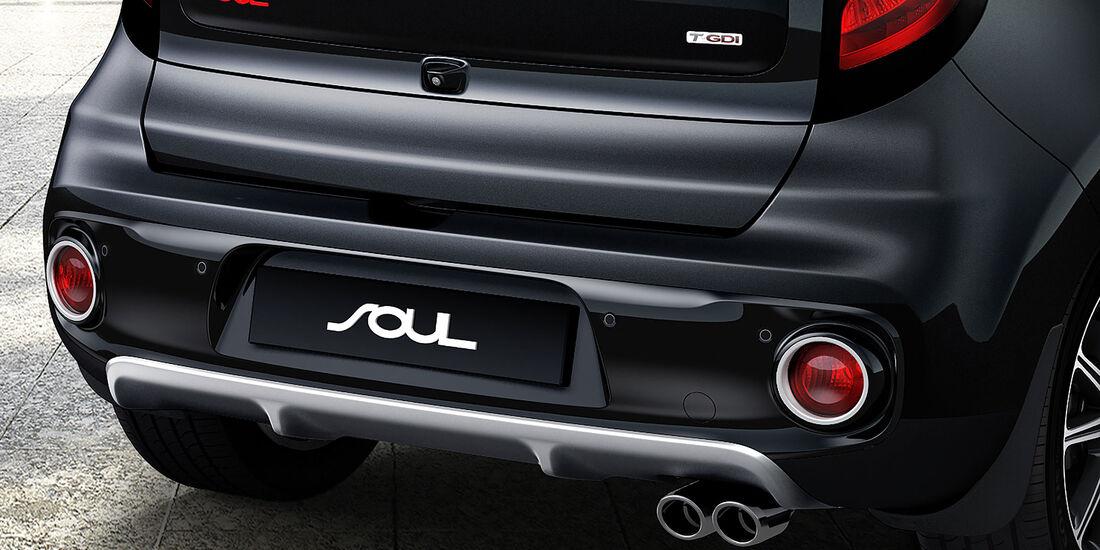 Kia SoulFacelift 2017