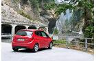 Kia Venga 1.4 CRDi, Via Mala, Schweiz