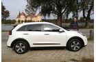 Kia goes Electric, Lesertestdrive, Kia Niro Hybrid