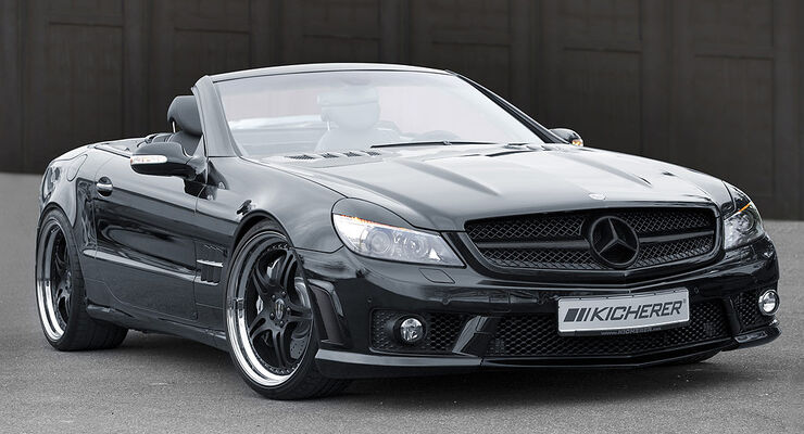 Kicherer Mercedes SL