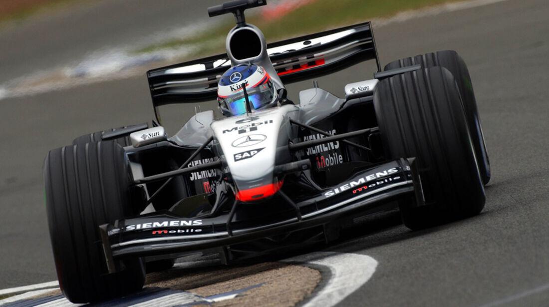Kimi Räikkönen 2003