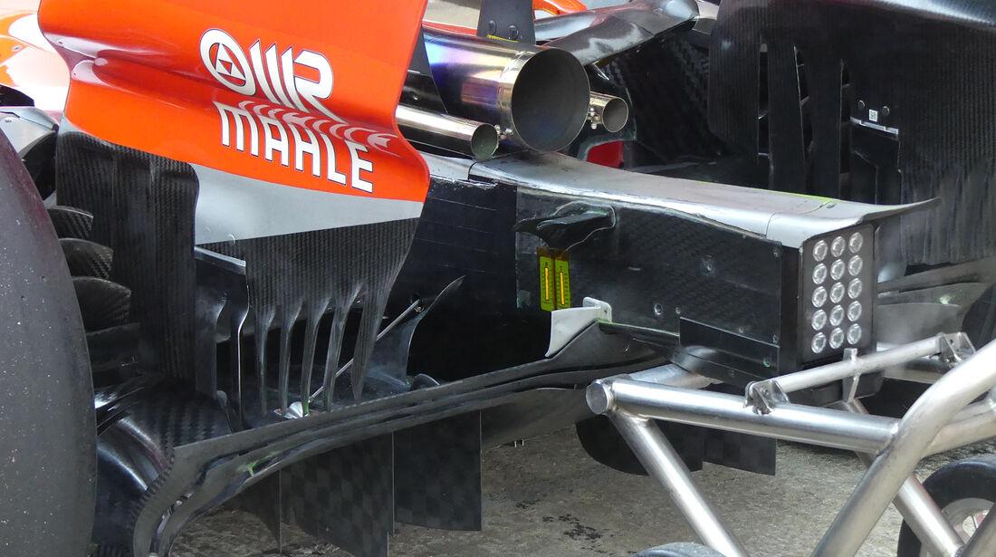 Kimi Räikkönen - Ferrari - F1-Test - Barcelona - Tag 8 - 9. März 2018