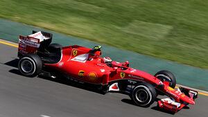 Kimi Räikkönen - Ferrari - Formel 1 - GP Australien - 13. März 2015