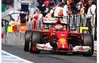 Kimi Räikkönen - Ferrari - Formel 1 - GP Australien - 14. März 2014