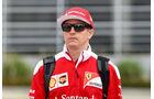 Kimi Räikkönen - Ferrari - Formel 1 - GP Bahrain - 31. März 2016