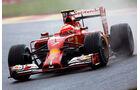 Kimi Räikkönen - Ferrari - Formel 1 - GP Belgien - Spa-Francorchamps - 23. November 2014