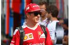 Kimi Räikkönen - Ferrari - Formel 1 - GP Deutschland - Hockenheim - 28. Juli 2016