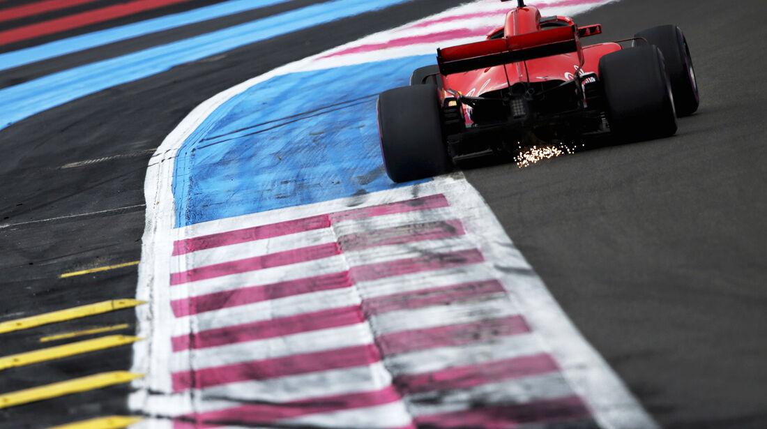 Kimi Räikkönen - Ferrari - Formel 1 - GP Frankreich - Circuit Paul Ricard - Le Castellet - 23. Juni 2018
