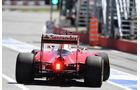 Kimi Räikkönen - Ferrari - GP Kanada - Montreal - Freitag - 10.6.2016