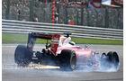 Kimi Räikkönen - Formel 1 - GP Belgien 2016