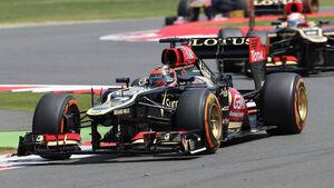 Kimi Räikkönen  - Formel 1 - GP England - 30. Juni 2013
