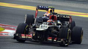 Kimi Räikkönen Formel 1 GP Indien 2013