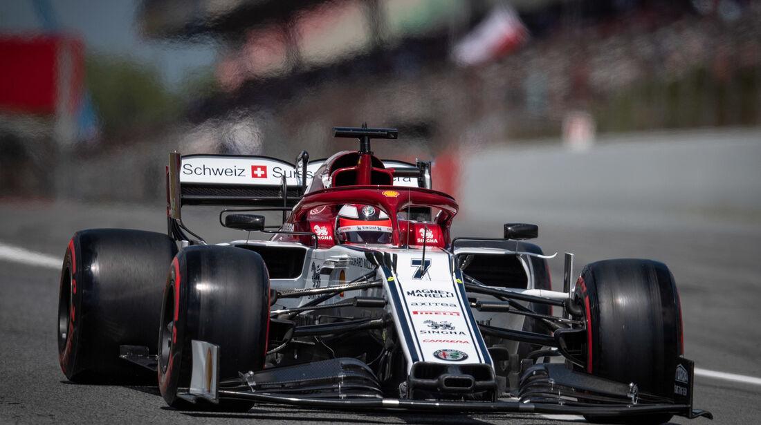 Kimi Räikkönen - Formel 1 - GP Spanien 2019