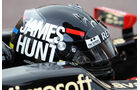 Kimi Räikkönen - Formel 1-Spezialhelme