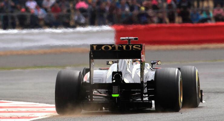 Kimi Räikkönen GP England 2013