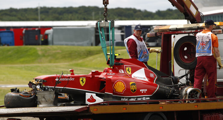 Kimi Räikkönen - GP England 2014