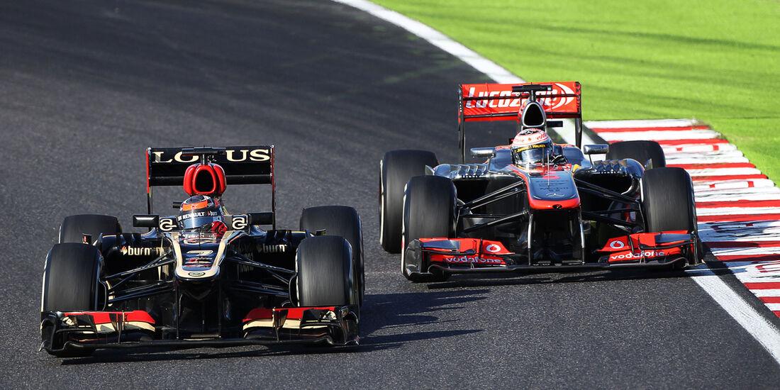 Kimi Räikkönen - GP Japan 2013
