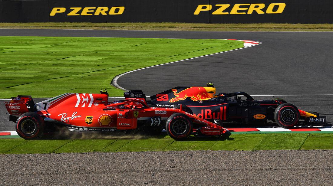 Kimi Räikkönen - GP Japan 2018