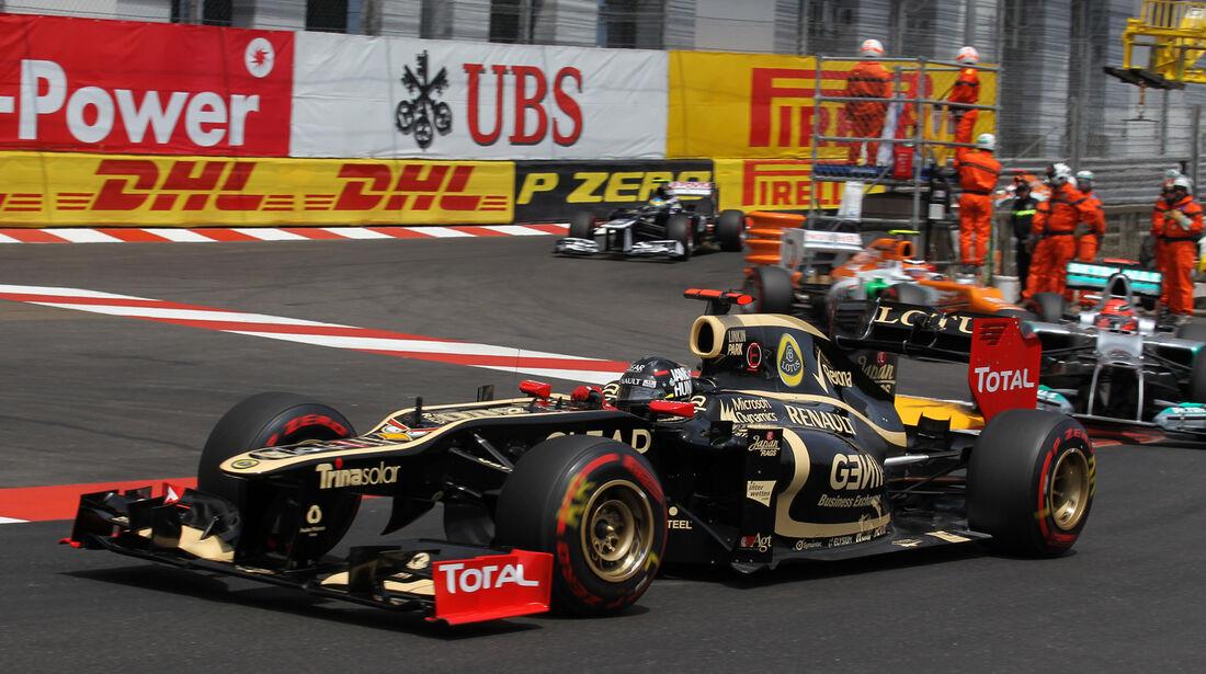 Kimi Räikkönen - GP Monaco 2012