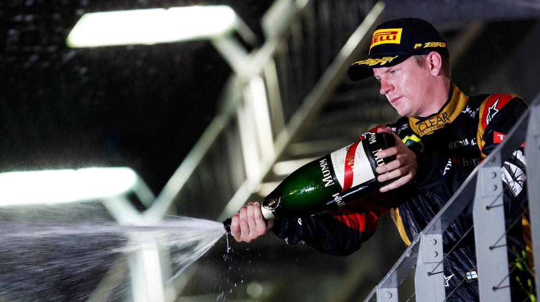 Kimi Räikkönen - GP Singapur 2013