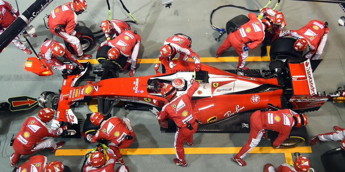 Kimi Räikkönen - GP Singapur 2016