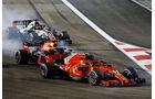 Kimi Räikkönen - GP Singapur 2018